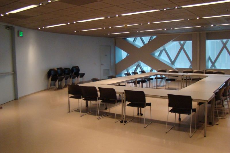 Howard S. Wright Family & Janet W. Ketcham Meeting Room - Seattle ...