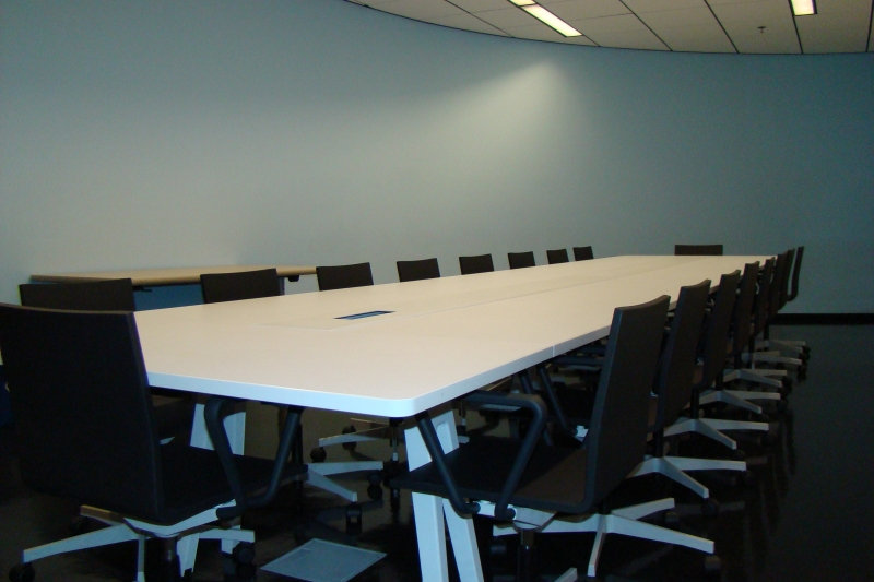 PACCAR Inc. Meeting Room - Seattle Public Library - Central Branch ...
