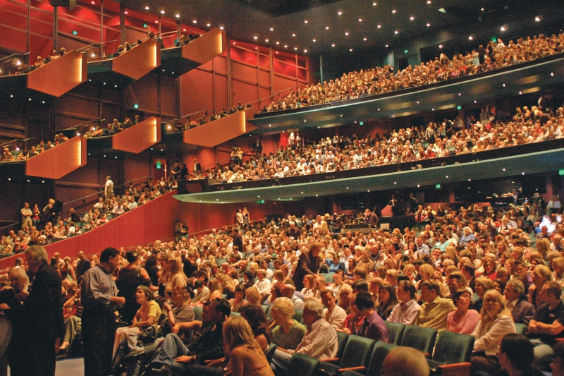 Susan Brotman Auditorium Marion Oliver Mccaw Hall