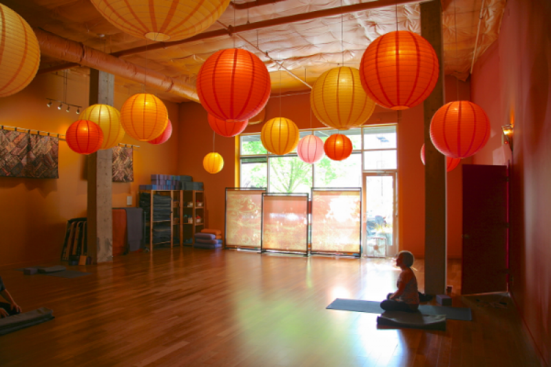Large Practice Space Seattle Yoga Arts Spacefinder