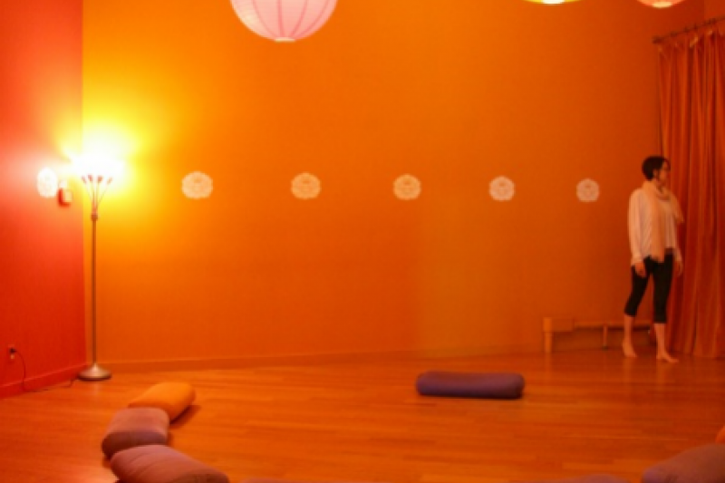 Small Practice Space Seattle Yoga Arts Spacefinder